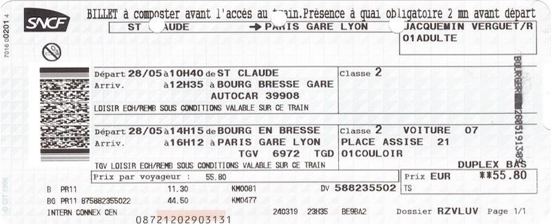 [75 - FR] : 2019-05-28 : Séjour de l'Ascension à Paris - Jour 1 Doc_01