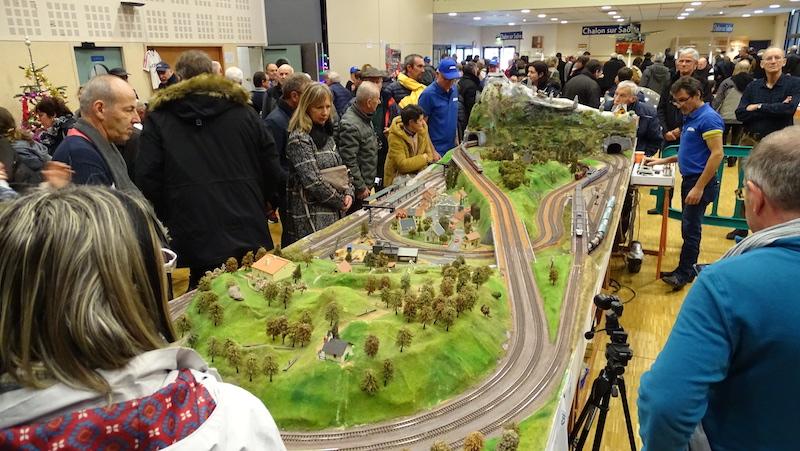 [39] Champagnole : Expo 75 ans de JOUEF l'Oppidum - 27 et 28 Décembre 2019 2019-12-28_Jouef_Champagnole_055