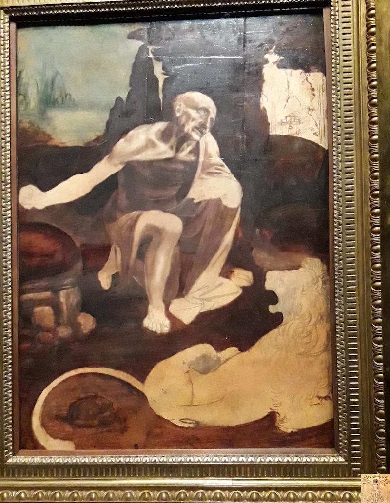 [75 - FR] : 2020-01-22 : Exposition Léonard de Vinci - Louvre - Paris 056