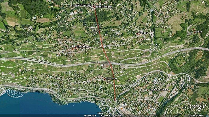 Funiculaire Vevey - Chardonne - Mont-Pélerin (VD, Suisse) (30-01-2009 et 07-02-2010) VMP_001