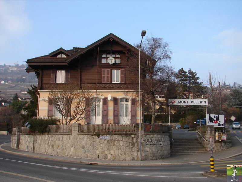 Funiculaire Vevey - Chardonne - Mont-Pélerin (VD, Suisse) (30-01-2009 et 07-02-2010) VMP_005
