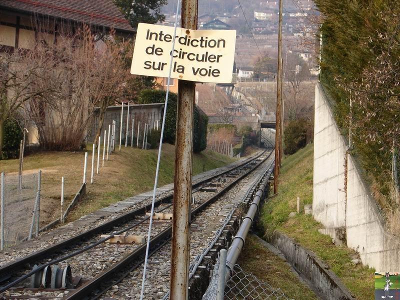 Funiculaire Vevey - Chardonne - Mont-Pélerin (VD, Suisse) (30-01-2009 et 07-02-2010) VMP_009