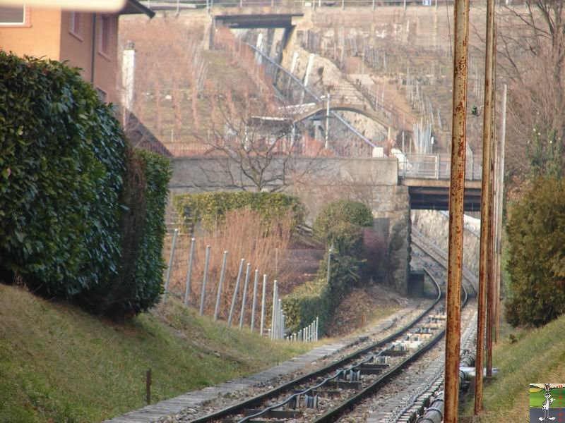 Funiculaire Vevey - Chardonne - Mont-Pélerin (VD, Suisse) (30-01-2009 et 07-02-2010) VMP_011
