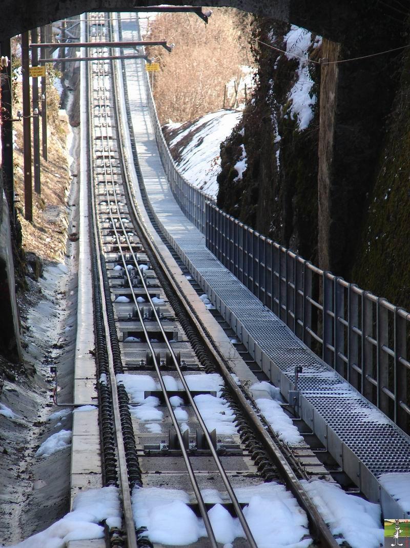 Funiculaire Vevey - Chardonne - Mont-Pélerin (VD, Suisse) (30-01-2009 et 07-02-2010) VMP_022