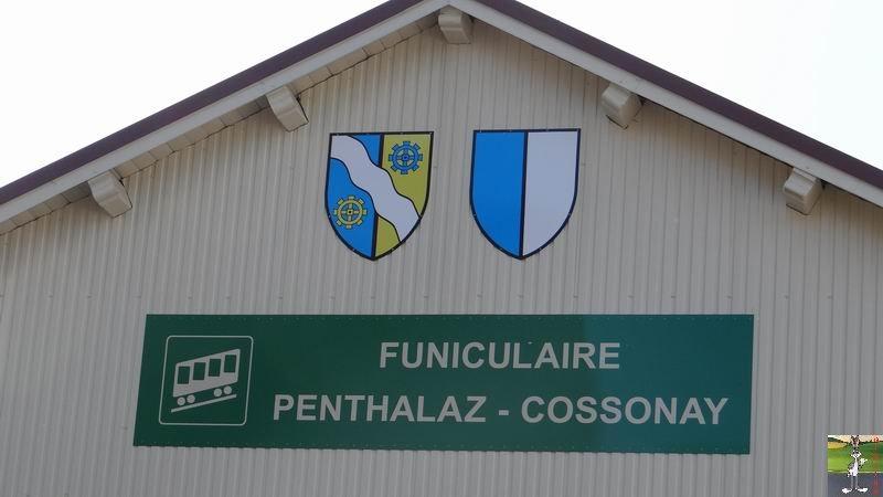 Le funiculaire de Cossonay Gare - Ville (VD, Suisse) (21-06-2014) Cossonay_002