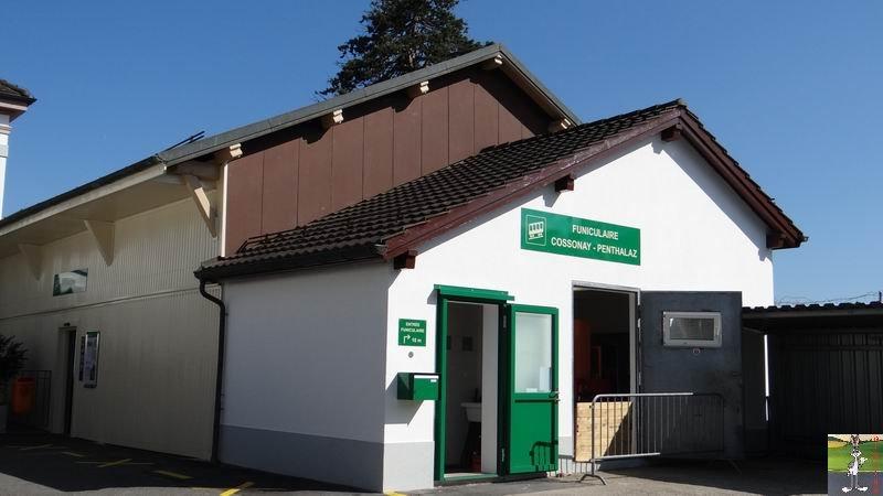 Le funiculaire de Cossonay Gare - Ville (VD, Suisse) (21-06-2014) Cossonay_010