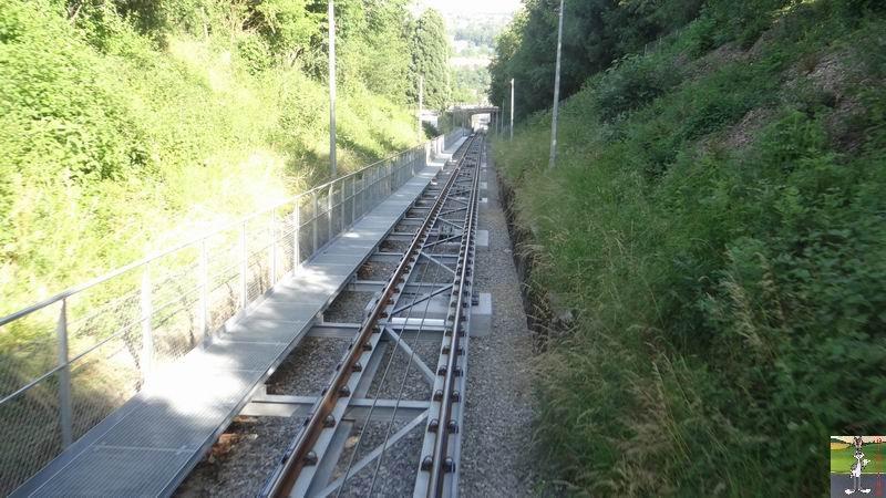 Le funiculaire de Cossonay Gare - Ville (VD, Suisse) (21-06-2014) Cossonay_026