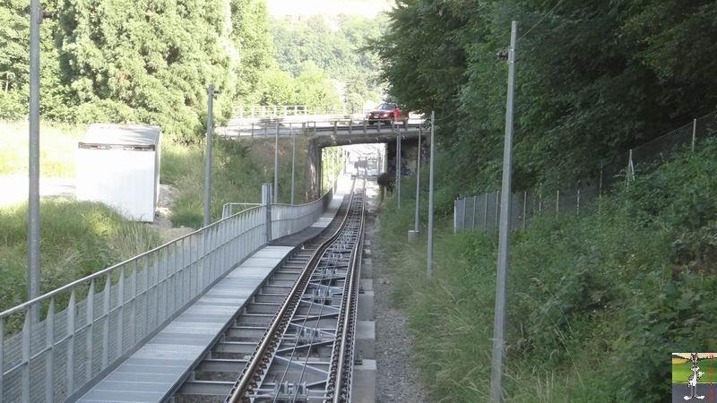 Le funiculaire de Cossonay Gare - Ville (VD, Suisse) (21-06-2014) Cossonay_027