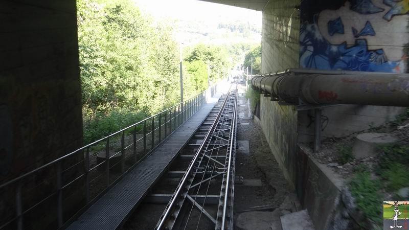 Le funiculaire de Cossonay Gare - Ville (VD, Suisse) (21-06-2014) Cossonay_029
