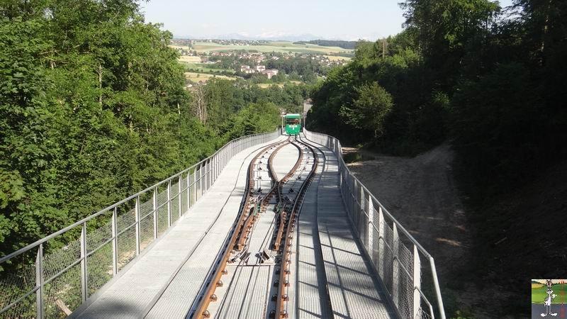 Le funiculaire de Cossonay Gare - Ville (VD, Suisse) (21-06-2014) Cossonay_032