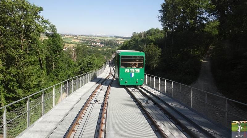 Le funiculaire de Cossonay Gare - Ville (VD, Suisse) (21-06-2014) Cossonay_036