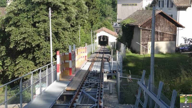 Le funiculaire de Cossonay Gare - Ville (VD, Suisse) (21-06-2014) Cossonay_040