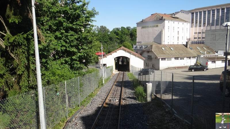 Le funiculaire de Cossonay Gare - Ville (VD, Suisse) (21-06-2014) Cossonay_041
