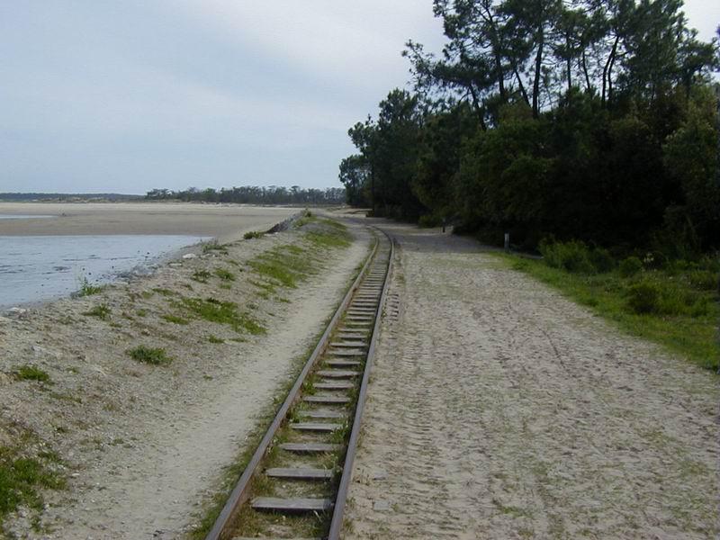 [17 - FR] 2003-05-09 et 10 - Le p'tit train de Saint-Trojan 2013-05_oleron_22