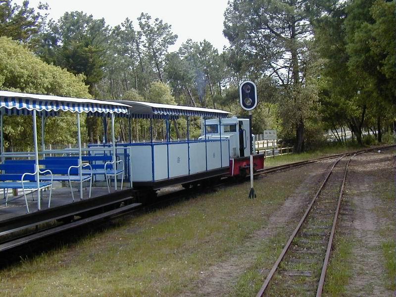 [17 - FR] 2003-05-09 et 10 - Le p'tit train de Saint-Trojan 2013-05_oleron_30