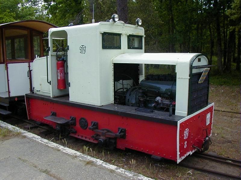 [17 - FR] 2003-05-09 et 10 - Le p'tit train de Saint-Trojan 2013-05_oleron_42