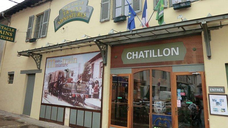 Le Musée du train miniature - Chatillon sur Chalaronne (01) - 26-04-2014 0000