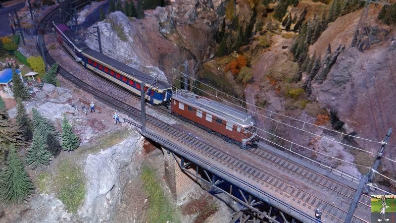 Le Musée du train miniature - Chatillon sur Chalaronne (01) - 26-04-2014 0006