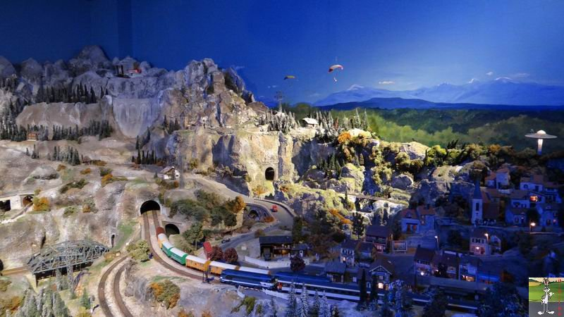 Le Musée du train miniature - Chatillon sur Chalaronne (01) - 26-04-2014 0011