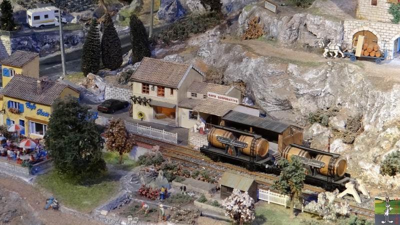 Le Musée du train miniature - Chatillon sur Chalaronne (01) - 26-04-2014 0101