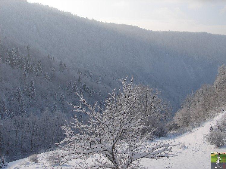 """2010-01-10 : Les """"vrais"""" 15 cm de neige à La Tanière (39) 2010-01-10_neige_01"""