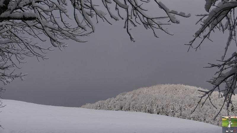 2014-01-05 : Neige à La Mainmorte, Lajoux, Lamoura (39) 2014-01-05_neige_01