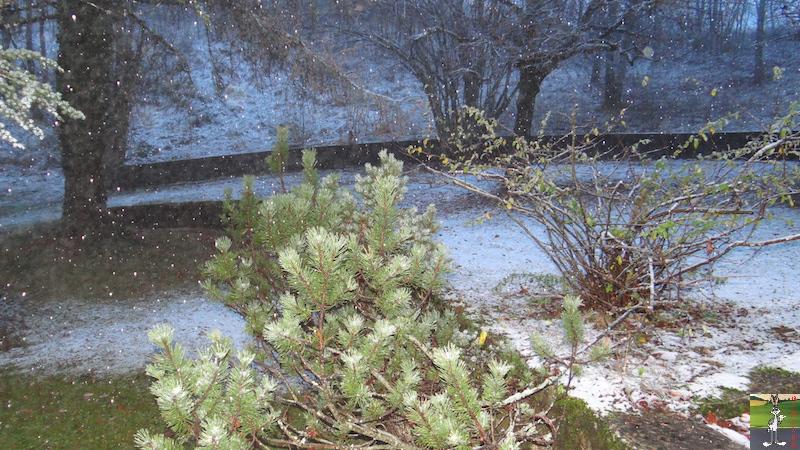 "2015-11-21 : ""Vraie"" première neige à La Mainmorte (39) 2015-11-21_neige_01"