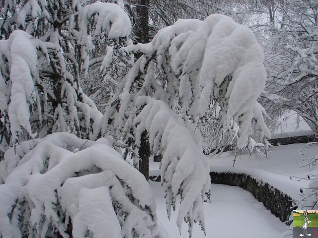 Chutes de neige durant le week-end de Pâques 2008 La_Mainmorte_03