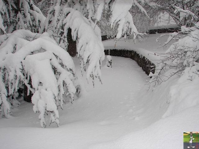 Chutes de neige durant le week-end de Pâques 2008 La_Mainmorte_05