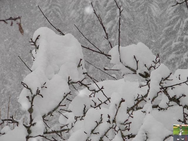 Chutes de neige durant le week-end de Pâques 2008 La_Mainmorte_12