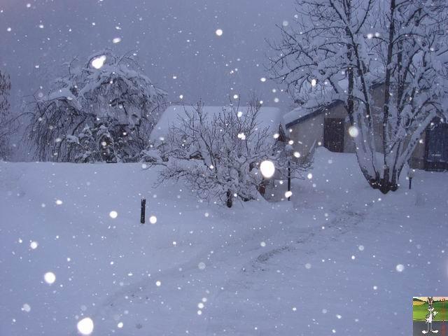 Chutes de neige durant le week-end de Pâques 2008 La_Mainmorte_21
