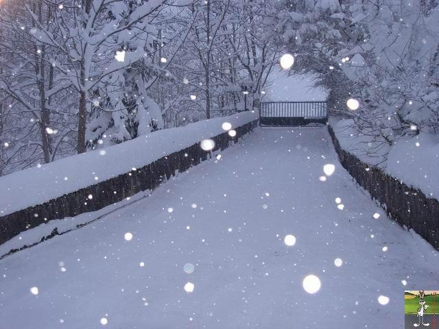 Chutes de neige durant le week-end de Pâques 2008 La_Mainmorte_22