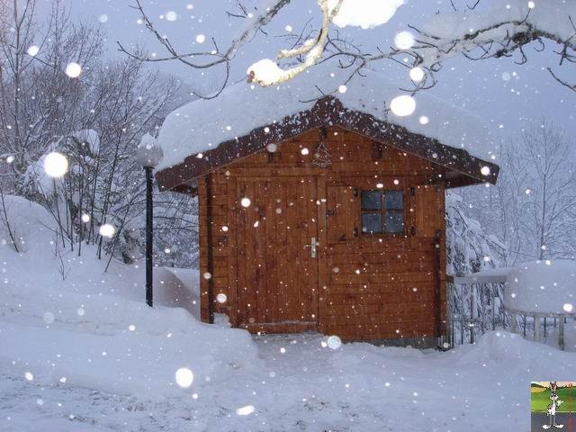 Chutes de neige durant le week-end de Pâques 2008 La_Mainmorte_24