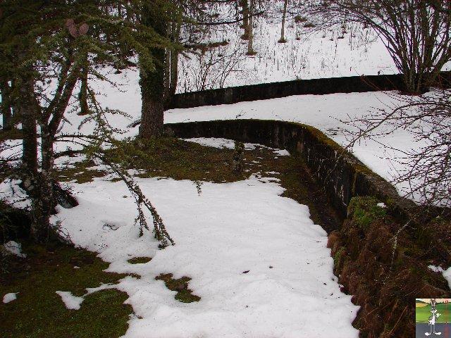 Chutes de neige durant le week-end de Pâques 2008 La_Mainmorte_26