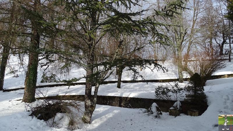 2019-02-02 : La neige est toujours là et bien là à La Mainmorte (39) 2019-02-02_neige_07