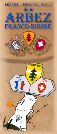 Connaissez-vous l'Arbézie? Logo