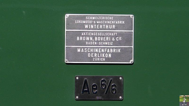 [GE - CH] 2014-09-13 : Matériel ancien chez ABB Sécheron 062