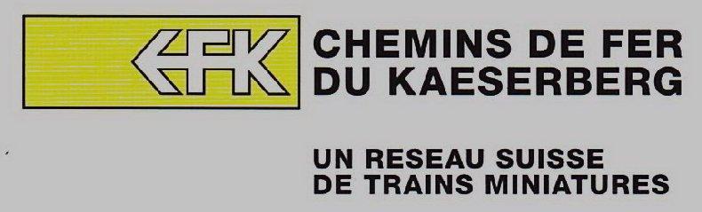 Les Chemins de Fer du Kaeserberg Logo