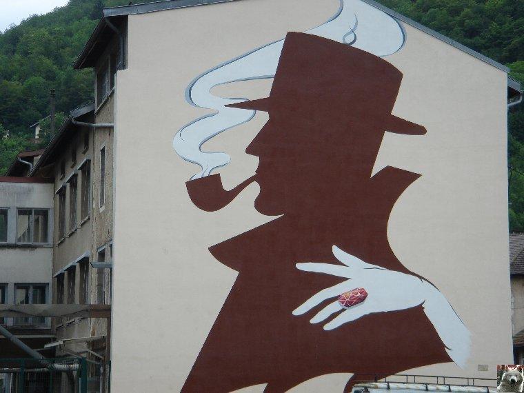 Les Fresques Murales - Saint-Claude (39) - 03-07-2007 0011