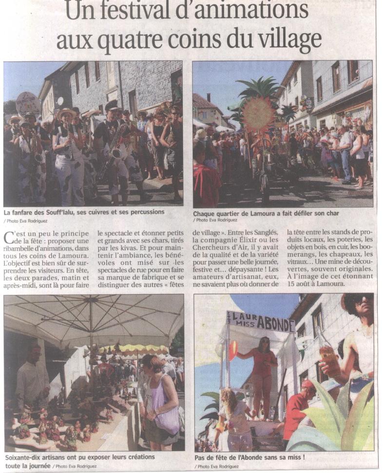 La Fête de L'Abonde - Lamoura 15/08/2009 Ab02
