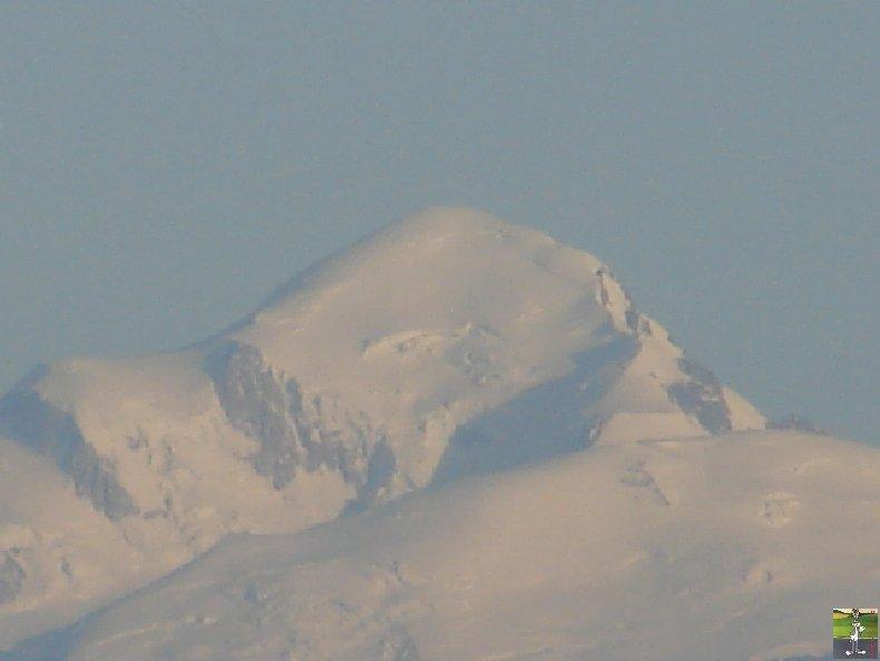 Le toit des Alpes vu du col de La Givrine (VD) - août 2008 0001