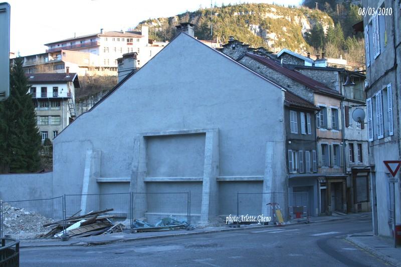 Démolition d'immeuble au Fb Marcel à St-Claude (39) Fbm_20