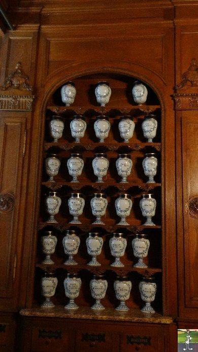 L'apothicairerie de l'Hôtel Dieu de Lons le Saunier- 7 mars 2014 015