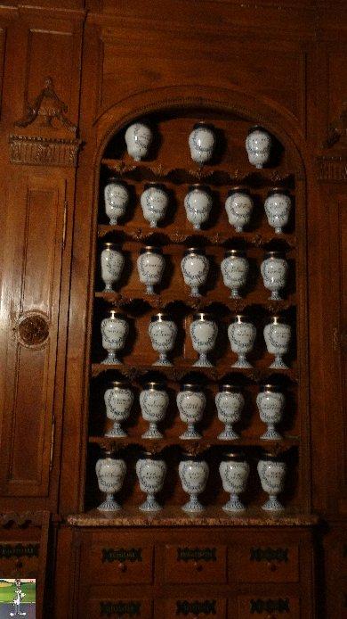 L'apothicairerie de l'Hôtel Dieu de Lons le Saunier- 7 mars 2014 016