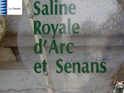 Saline royale d'Arc et Senans (25) 0001