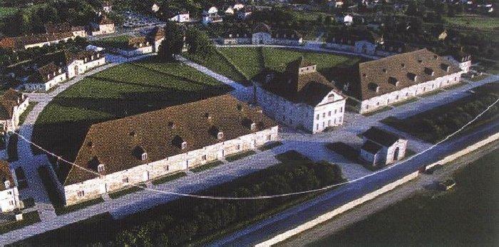 Saline royale d'Arc et Senans (25) 0003a