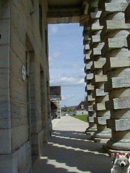 Saline royale d'Arc et Senans (25) 0021