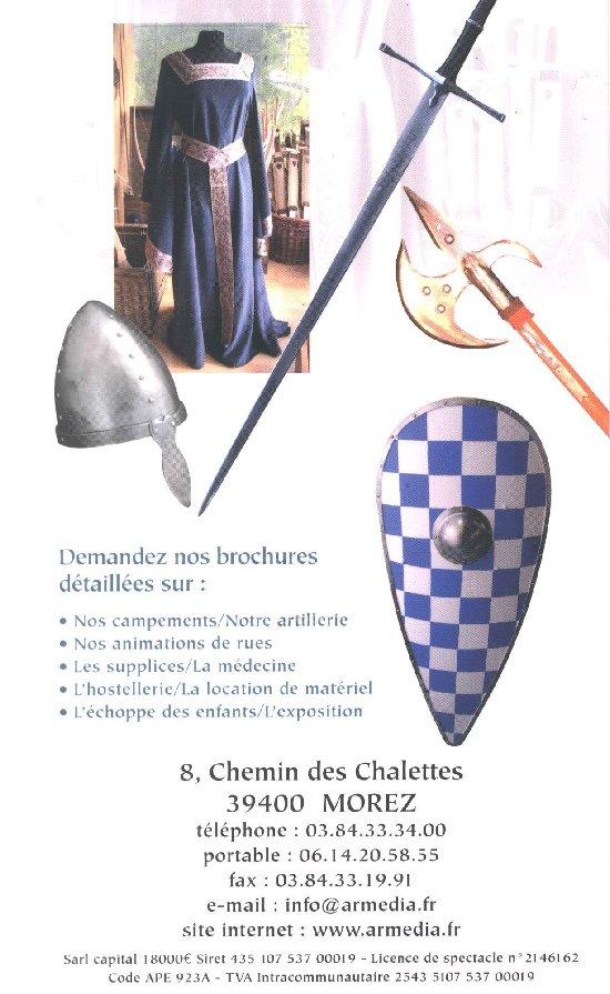 Armédia - La Machine à remonter le temps -Morez- 17/06/2008 0046