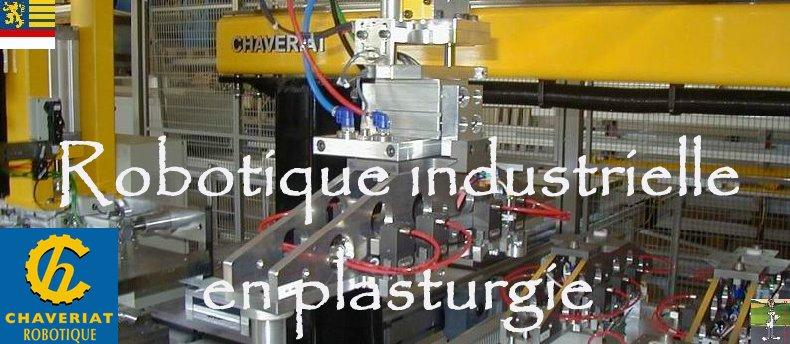 2008-01-27 : Chaveriat Robotique - Moirans en Montagne (39) Logo