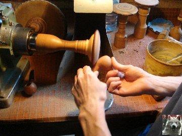 2006-06-22 - La Fabrication d'une Pipe de Saint-Claude (39) 0045